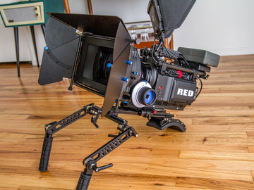 Rent: RED One MX  - Full Package - includes lenses