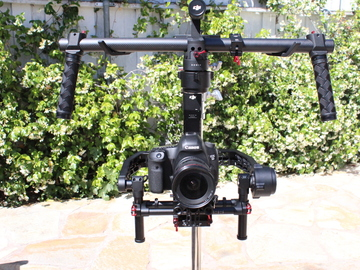 Rent: DJI RONIN EXTENSION ARMS, Wireless Focus, Wireless video,